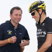 Johan Bruyneel-Lance Armstrong