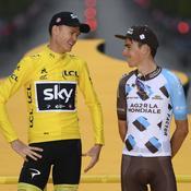 Bardet sur Froome «Cela donne une connotation très négative de notre sport»