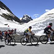 Bernal se montre avant le Tour de France