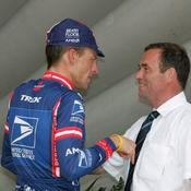 Bernard Hinault ignore Lance Armstrong, qui riposte