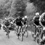 1962, son premier Tour de France