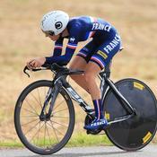 Contre-la-montre : Éraud championne de France dans une touffeur implacable