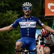 Dauphiné Libéré : la victoire de Julian Alaphilippe