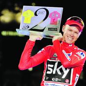 Froome peut-il tomber comme Armstrong ?