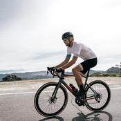 Jenson Button au départ de ... la Haute Route Oman