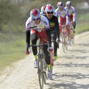 Kristoff, l'épouvantail de Paris-Roubaix