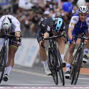 Kwiatkowski déborde Sagan et s'adjuge Milan-San Remo
