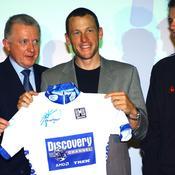 Hein Verbruggen-Lance Armstrong