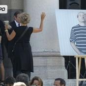 Les obsèques de Laurent Fignon en images