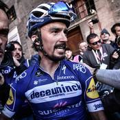 Milan-San Remo: Julian Alaphilippe dans le costume de (super) favori