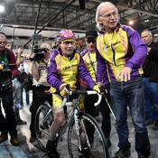 22,5 km en 1 h : pari réussi pour Robert Marchand, 105 ans