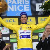 Paris-Nice : contre-la-montre et maillot jaune, Alaphilippe fait coup double