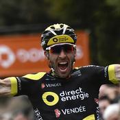 Paris-Nice : Hivert gagne la 3e étape, Sanchez se place