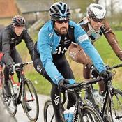 Paris-Roubaix: le chant du cygne Wiggins sur les pavés
