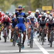 Paris-Tours : Demare surpris par Gaviria