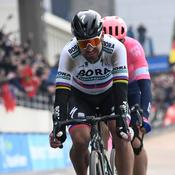 Peter Sagan, battant mais battu