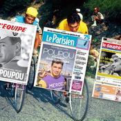 Poulidor, l'éternel premier dans les coeurs, selon la presse