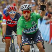 Tour de France : Sagan, serial sprinteur