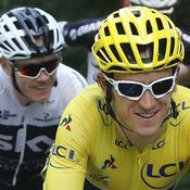 Thomas zappe le Giro pour mieux penser au Tour de France