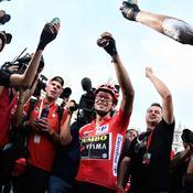 Tour d'Espagne : Roglic, premier Slovène vainqueur d'un grand Tour