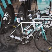 Une équipe cycliste dévalisée pendant le Tour d'Andalousie