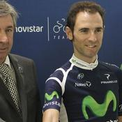 Eusebio Unzue-Alejandro Valverde