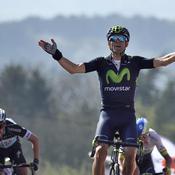 Valverde voit triple, Alaphilippe impressionne