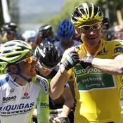 Ivan Basso, Thomas Voeckler