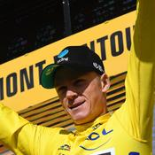 Froome garde finalement le maillot jaune