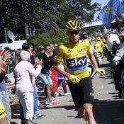 Froome part en courant