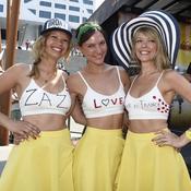 Les filles au Tour de France
