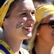 Les supportrices du Tour de France