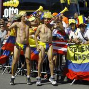 Le Tour et ses supporters