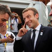 Mercredi 19 juillet : Macron croit en Bardet