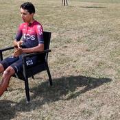 Tour de France 2019, Jour de repos : Bernal dans un fauteuil