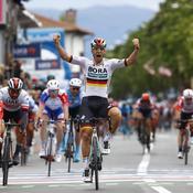 Giro : Ackermann gagne au sprint la 2e étape