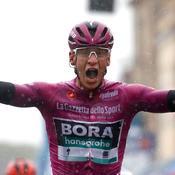 Giro : Ackermann récidive sous une pluie battante