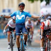 Giro : Carapaz gagne la 4e étape, Dumoulin perd gros