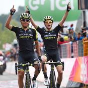 Giro : Chaves vainqueur à l'Etna, Simon Yates en rose