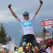 Giro : Froome renaît au Zoncolan lors de la 14e étape