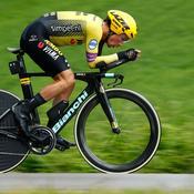 Giro : Nibali seul favori à résister à Roglic dans le chrono de Saint-Marin