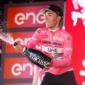 Giro : Valerio Conti prend le pouvoir