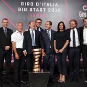 Le Tour d'Italie 2018 partira... de Jérusalem