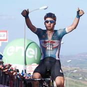 Giro : Wellens s'impose en puncheur en Sicile