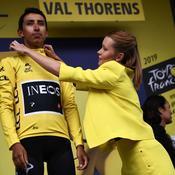 Bernal, Maillot jaune incrédule avant les Champs-Elysées : «Je n'y crois toujours pas»