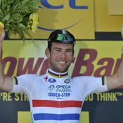 Cavendish : «Une victoire d'équipe»