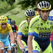 Tour de France Alberto Contador Vincenzo Nibali