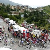 L'Alpe d'Huez, vertige du Tour