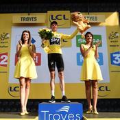 Les élus parisiens ne veulent plus d'hôtesses «potiches» sur le Tour de France