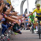 Nicolas Portal, l'ombre du maillot jaune, présente les 2 étapes des Pyrénées